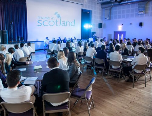 Made in Scotland Launches in Schools