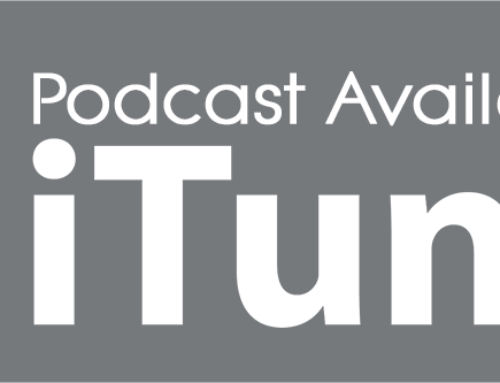 Our Podcast series is now available on iTunes