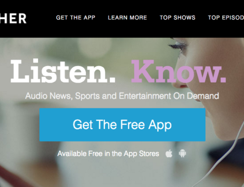 Our new Podcast series is now available on Stitcher